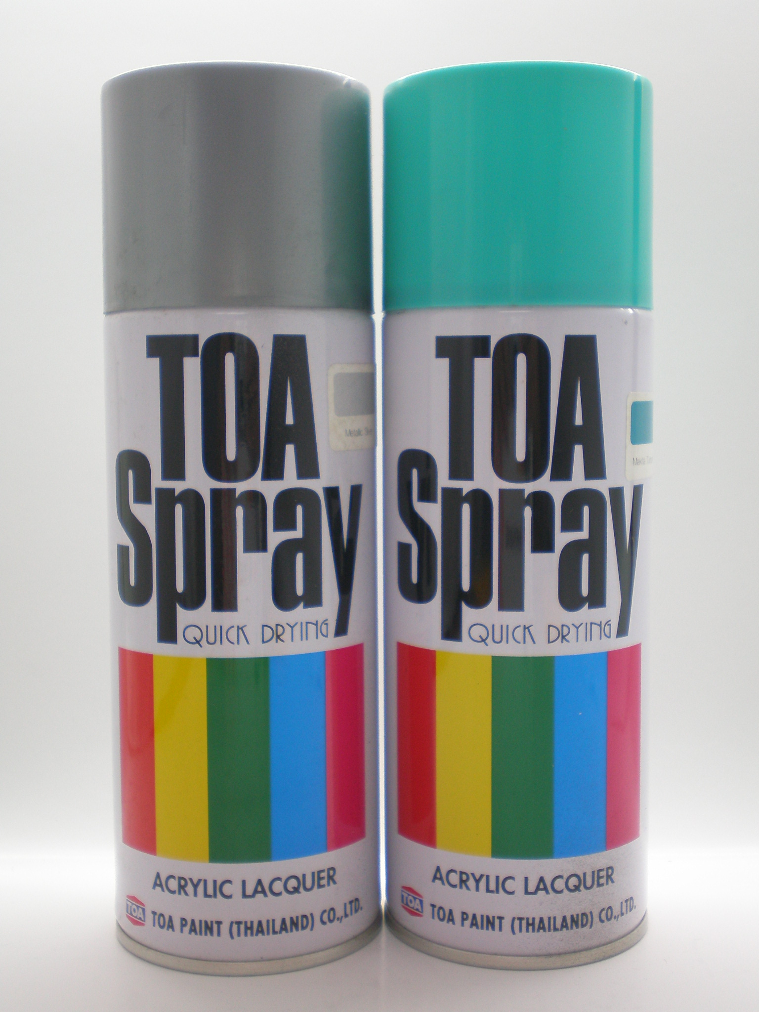 Spray Paint Aerosol Code Toa All Purposes Automotive Pictures